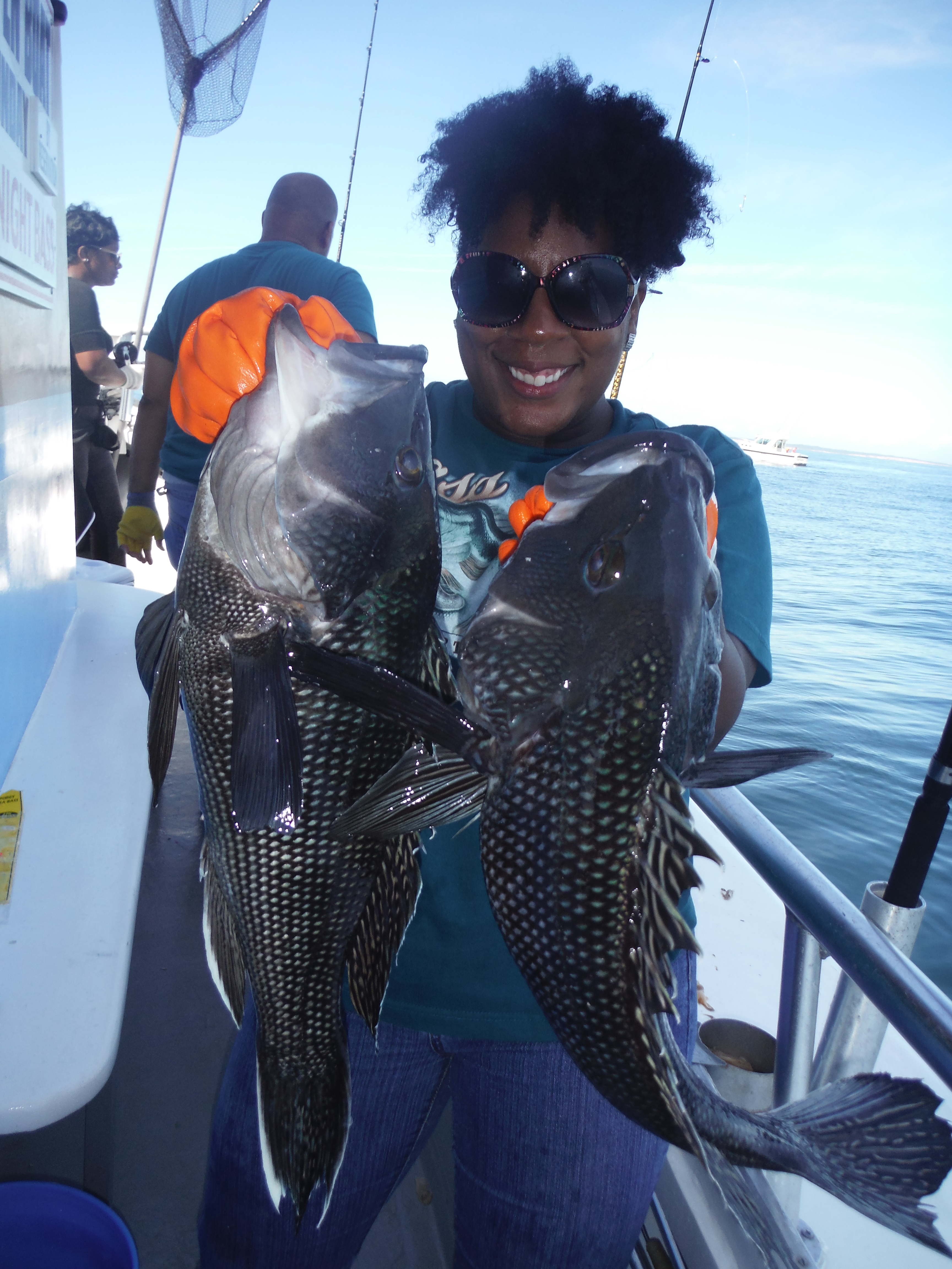 Brooklyn girl fishing charter schedule for Brooklyn fishing boat